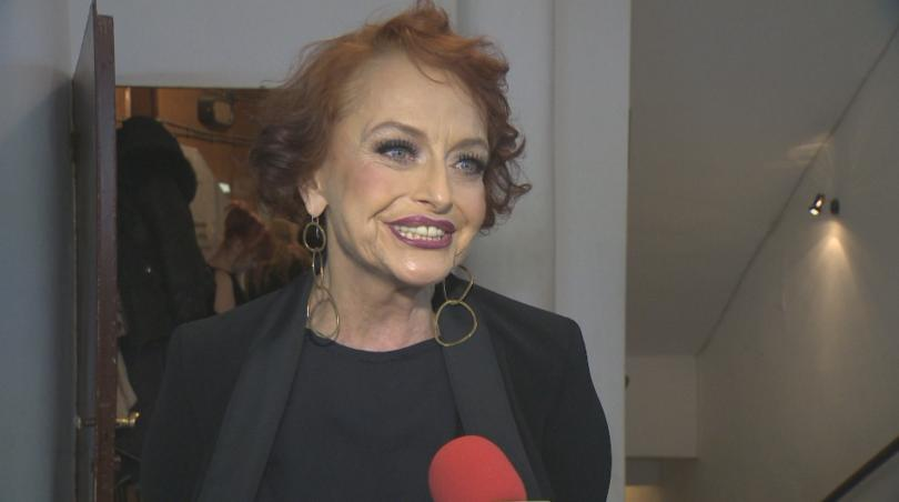 Във времето на празничните предновогодишни концерти Камелия Тодорова също поднесе