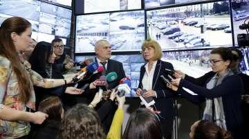 Още 300 камери за видеонаблюдение ще бъдат монтирани в София