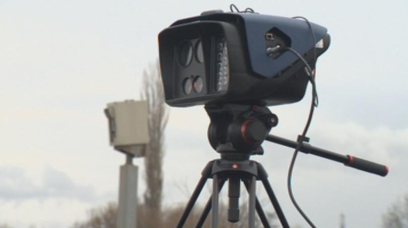 Полицията ще хваща нарушители на пътя с нови преносими камери.