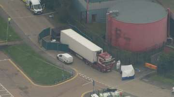 39 тела открити в камион в Есекс, медии - камионът е с българска регистрация