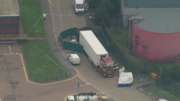 Започна идентифицирането на 39-те жертви от камиона в Есекс