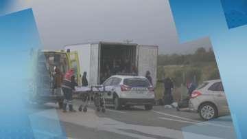 Още разкрития за камиона с незаконни мигранти в Гърция