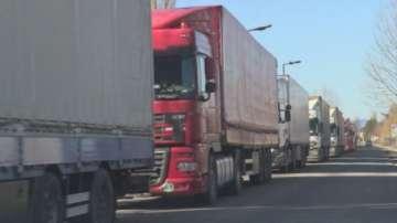 Движението на камиони се забранява по магистралите за 4 часа утре