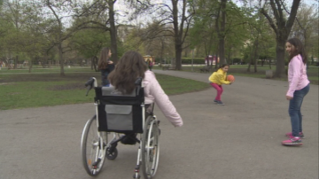 Кампания Различните деца на България за интеграция на деца с увреждания