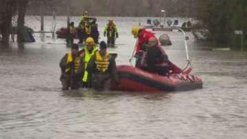 Наводнения в Канада отнеха живота на четирима души