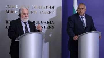 ЕК подкрепя България за газовия хъб Балкан