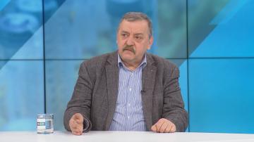 Проф. Кантарджиев: На десетина години сме свидетели на мутации на коронавируса