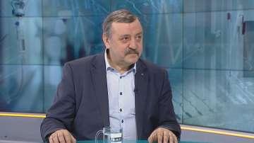 Д-р Кантарджиев: В София беше регистриран случай на морбили