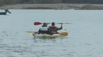 Ученици се включиха в екоакция с каяци по Дунав