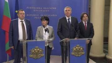 ДПС искат програма за управление до края на председателството на България на ЕС