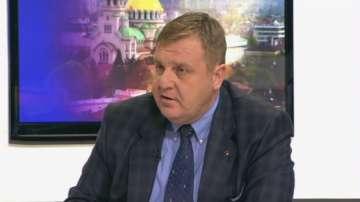 Каракачанов: Последните убийства са заради неуредени бизнес отношения