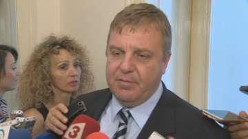Лидерът на ВМРО иска мораториум върху Дъблинското споразумение