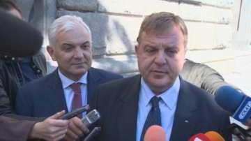 Каракачанов: Изборите не са война
