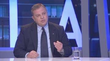 Красимир Каракачанов в Панорама: Нужен е консенсус по водещите теми