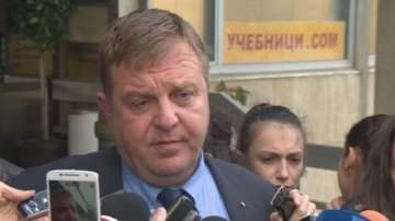 Каракачанов за бъдещия кабинет: Ще има изненади