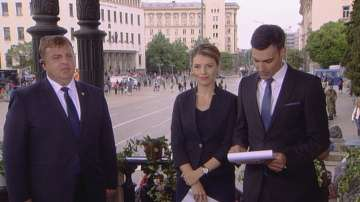 Красимир Каракачанов: Българският народ видя, че армията си е на мястото