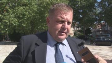Красимир Каракачанов: Няма напрежение между правителството и президента