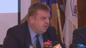 Каракачанов: Една година синя каска - стига толкова