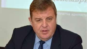 Каракачанов с остра позиция за приемането на Северна Македония в ЕС