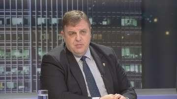 Красимир Каракачанов в Панорама: На армията трябва да осигурим най-доброто