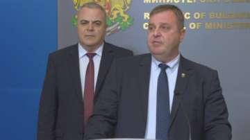 Каракачанов разкритикува местната власт заради напрежението в Габрово