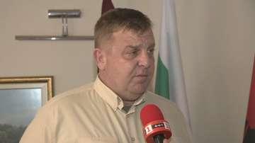 Красимир Каракачанов: Не знам с Атака как ще се гледаме в очите