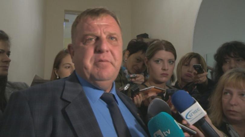 Вицепремиерът Красимир Каракачанов определи като заяждане думите на президента, че