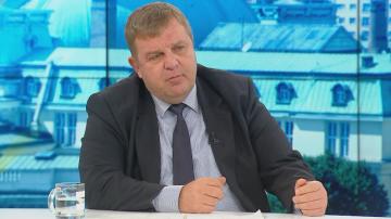 Красимир Каракачанов: Трета поредна година бюджетът за отбрана нараства