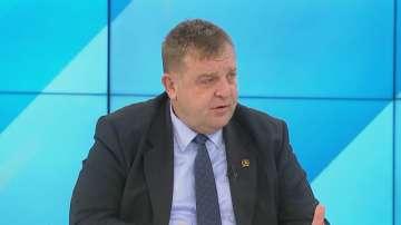 Каракачанов: Срещата в Белия дом отваря много изгодни възможности за България