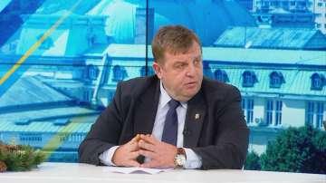 Красимир Каракачанов: Кампанията Бъди войник е успешна