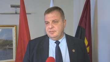 Каракачанов пред БНТ: Не мисля, че Нено Димов е виновникът за водната криза