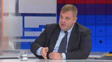 Каракачанов и Маринов проверяват готовността за опазване на границата