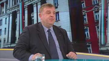 Красимир Каракачанов: Политиците да спрат експериментите с изборния закон
