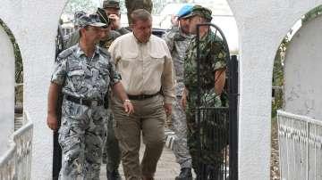 Военният министър Каракачанов наблюдава тренировъчни полети над Шабла