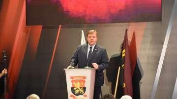 Красимир Каракачанов беше преизбран за председател на ВМРО