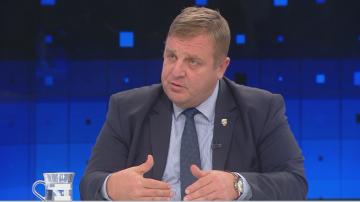 Каракачанов: Намесване на служител на МО в паниката в Сливен е провокация