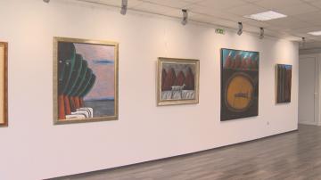 Изложба на Кольо Карамфилов в НДК