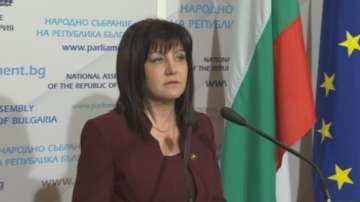 Цвета Караянчева с отговор до Корнелия Нинова за заплатите на депутатите от БСП