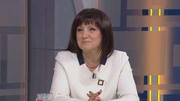 Караянчева: Трябва да се научим да управляваме в коалиция