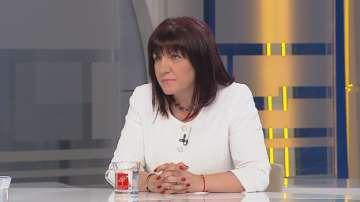 Цвета Караянчева: Опозицията казва само отрицателните неща