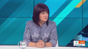 Цвета Караянчева: Няма по-добър коректив от хората