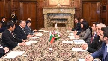 Продължава визитата на българската парламентарна делегация в Япония