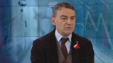 Проф. д-р Петров след приза Мъж на годината: Трябва коренна промяна за младите