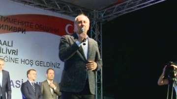 Един от кандидатите за президент на Турция е на посещение в Кърджали