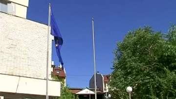 Откраднаха националното знаме пред областната управа в Кърджали
