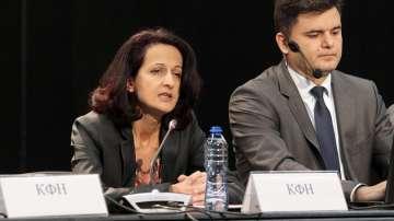 Карина Караиванова ще е представител на България в Съвета на директорите на ЕБВР