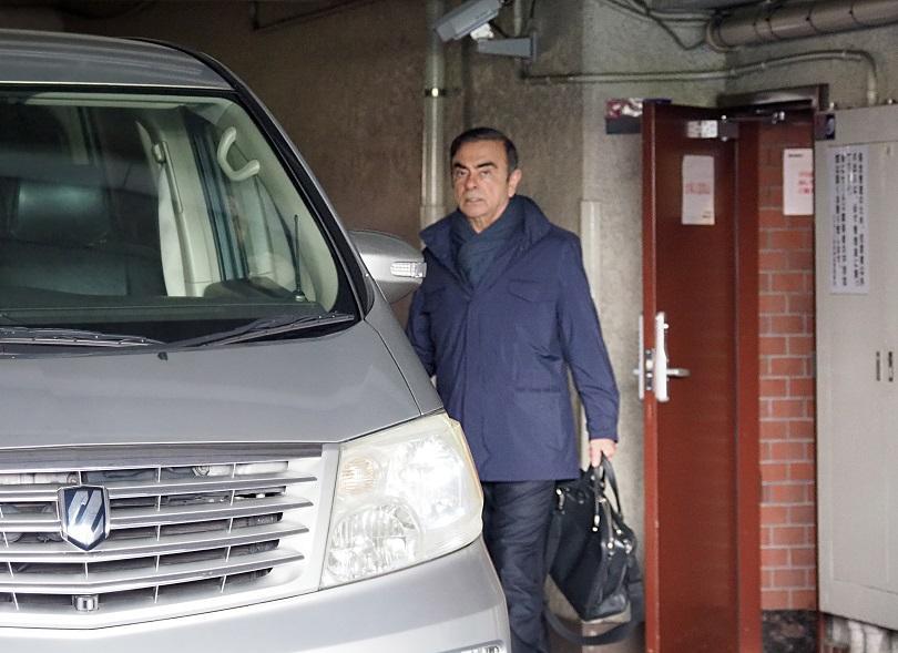 Карлос Гон беше отстранен от съвета на директорите на Нисан