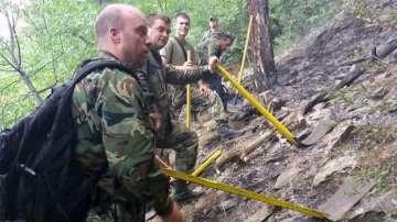 Овладян е пожарът над Карлово, наблюдението на място ще продължи