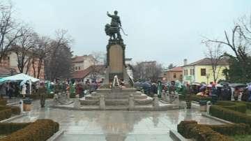 Карлово почете паметта на Васил Левски