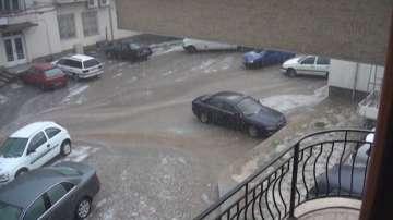 Потоп в Карлово и Сопот